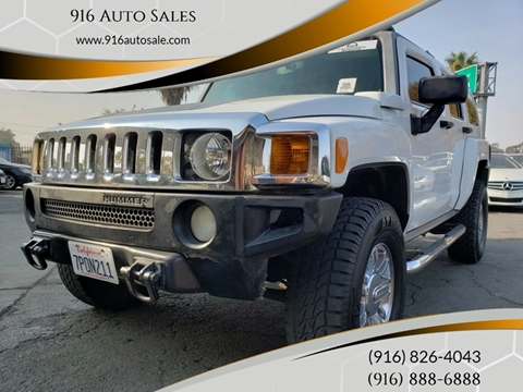 2007 HUMMER H3 for sale in Sacramento, CA