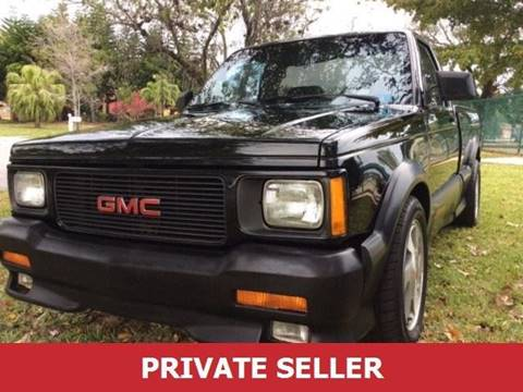 1991 GMC Sonoma for sale in Sacramento, CA