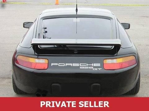 1990 Porsche 928 for sale in Sacramento, CA