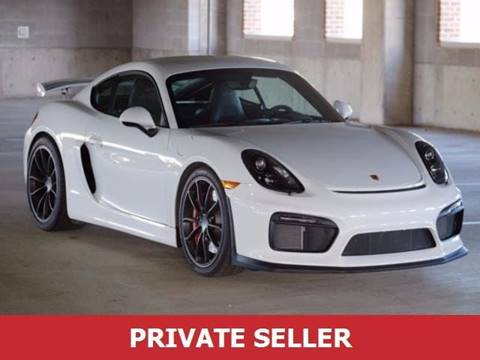 2016 Porsche Cayman for sale in Sacramento, CA