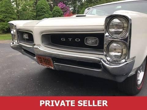 1966 Pontiac GTO for sale in Sacramento, CA