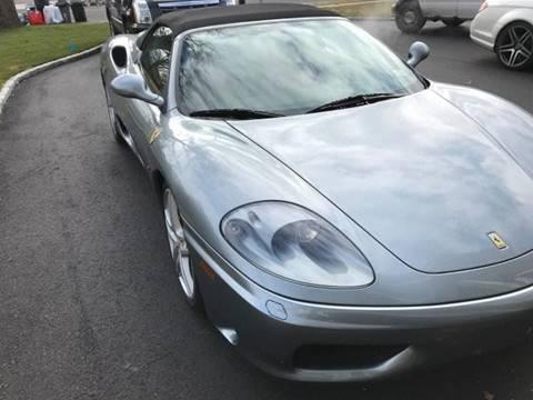 2005 Ferrari 360 Modena for sale in Sacramento, CA