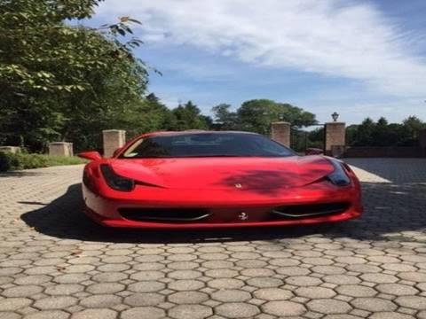 2015 Ferrari 458 Spider for sale in Sacramento, CA