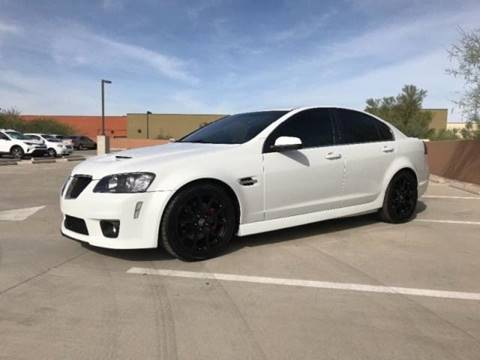 2009 Pontiac G8 for sale in Sacramento, CA