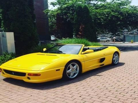 1998 Ferrari Mondial Cabriolet for sale in Sacramento, CA