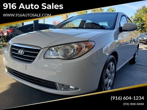2007 Hyundai Elantra for sale in Sacramento, CA
