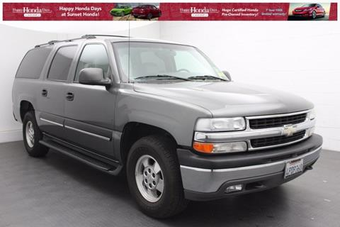 2001 Chevrolet Suburban for sale in San Luis Obispo, CA