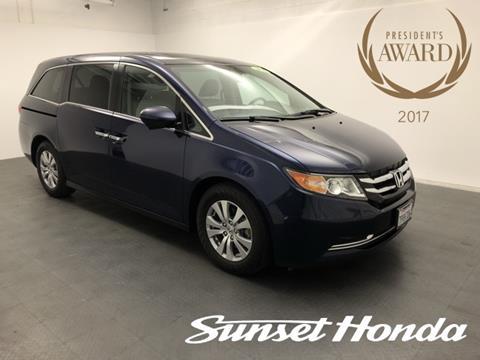 2016 Honda Odyssey For Sale In San Luis Obispo, CA