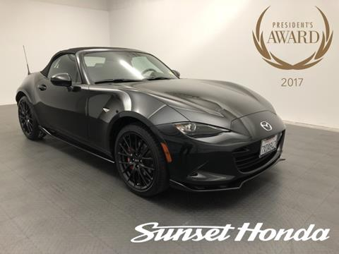 Delightful 2016 Mazda MX 5 Miata For Sale In San Luis Obispo, CA