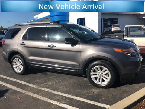 2012 Ford Explorer For Sale At SUNSET HONDA SALES SVC U0026 BODY In San Luis