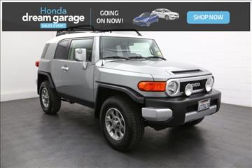 2012 Toyota FJ Cruiser for sale in San Luis Obispo, CA