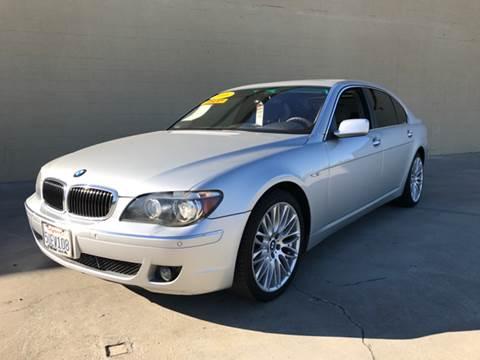 2006 BMW 7 Series for sale at LT Motors in Rancho Cordova CA