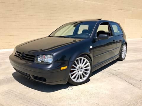 2003 Volkswagen GTI for sale at LT Motors in Rancho Cordova CA