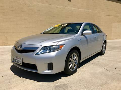 2010 Toyota Camry Hybrid for sale at LT Motors in Rancho Cordova CA