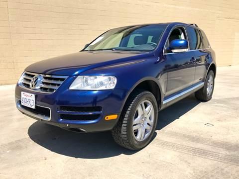 2006 Volkswagen Touareg for sale at LT Motors in Rancho Cordova CA