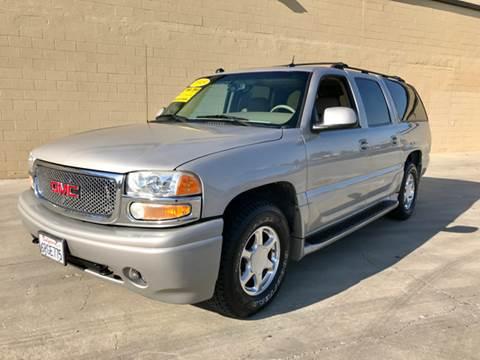 2005 GMC Yukon XL for sale at LT Motors in Rancho Cordova CA