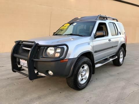 2003 Nissan Xterra for sale at LT Motors in Rancho Cordova CA
