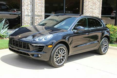 2015 Porsche Macan for sale in Rancho Cordova, CA