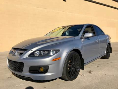 2007 Mazda MAZDASPEED6 for sale at LT Motors in Rancho Cordova CA