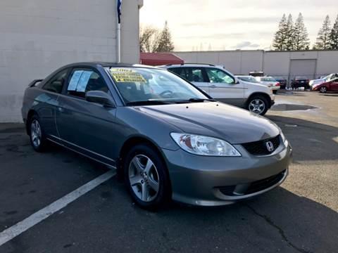 2004 Honda Civic for sale at LT Motors in Rancho Cordova CA