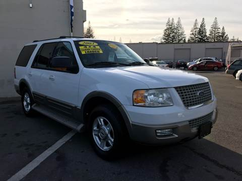2003 Ford Expedition for sale at LT Motors in Rancho Cordova CA