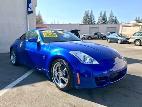 2003 Nissan 350Z for sale at LT Motors in Rancho Cordova CA