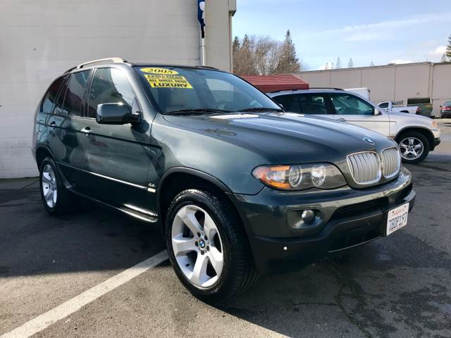 2005 BMW X5 4.4i In Rancho Cordova CA - LT Motors