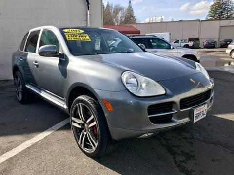 2006 Porsche Cayenne for sale at LT Motors in Rancho Cordova CA