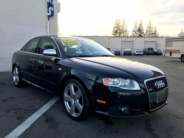 2007 Audi A4 for sale at LT Motors in Rancho Cordova CA