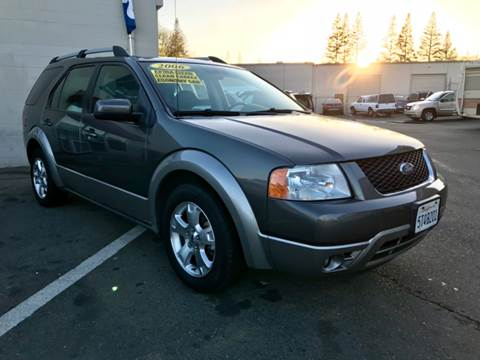 2006 Ford Freestyle for sale at LT Motors in Rancho Cordova CA