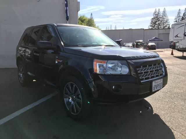 2008 Land Rover Lr2 Hse In Rancho Cordova Ca Lt Motors