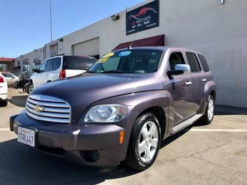 2007 Chevrolet HHR for sale at LT Motors in Rancho Cordova CA
