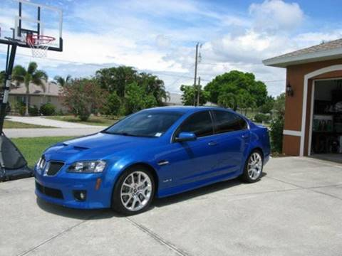 2009 Pontiac G8 for sale in Beverly Hills, CA