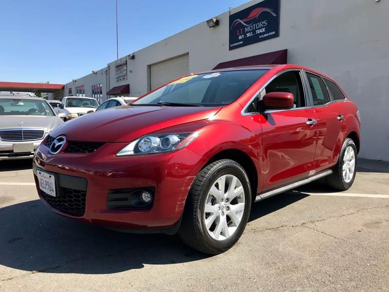 2008 Mazda CX-7 for sale at LT Motors in Rancho Cordova CA