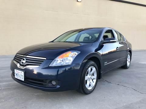 2008 Nissan Altima Hybrid for sale at LT Motors in Rancho Cordova CA