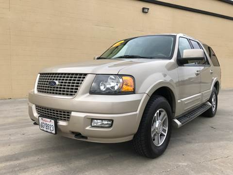2006 Ford Expedition for sale at LT Motors in Rancho Cordova CA