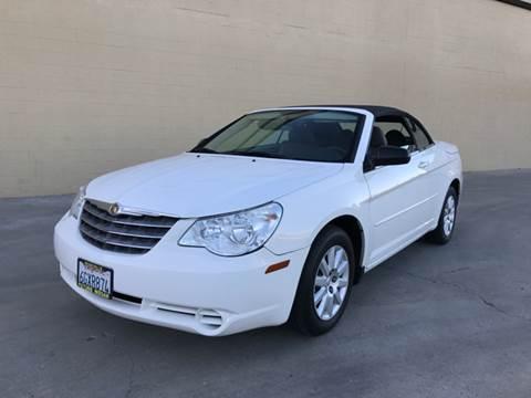 2008 Chrysler Sebring for sale at LT Motors in Rancho Cordova CA