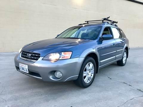 2005 Subaru Outback for sale at LT Motors in Rancho Cordova CA