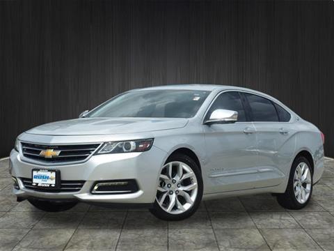 2016 Chevrolet Impala for sale in Elgin, TX