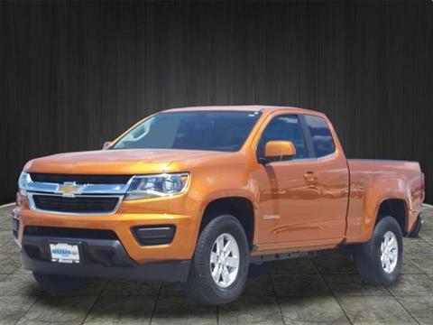 2017 Chevrolet Colorado for sale in Elgin TX