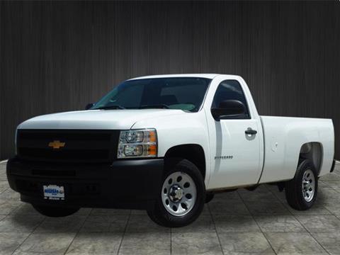 2012 Chevrolet Silverado 1500 for sale in Elgin, TX