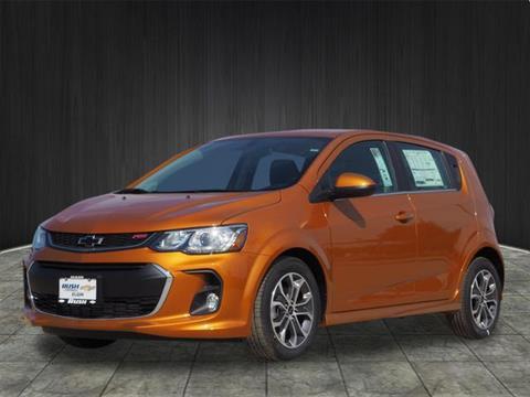 2018 Chevrolet Sonic for sale in Elgin TX