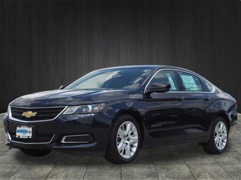 2017 Chevrolet Impala for sale in Elgin TX