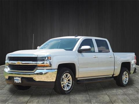 2017 Chevrolet Silverado 1500 for sale in Elgin TX