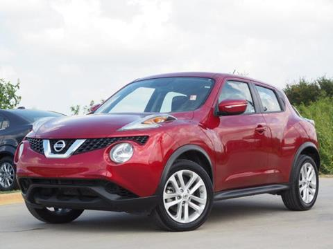 2016 Nissan JUKE for sale in Elgin, TX