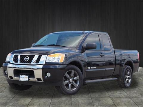 2015 Nissan Titan for sale in Elgin TX
