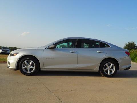 2017 Chevrolet Malibu for sale in Elgin TX