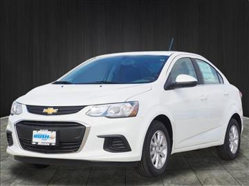 2017 Chevrolet Sonic for sale in Elgin, TX