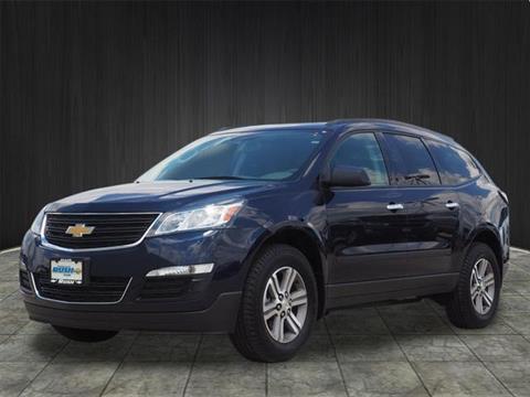 2017 Chevrolet Traverse for sale in Elgin TX