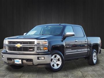 2014 Chevrolet Silverado 1500 for sale in Elgin, TX